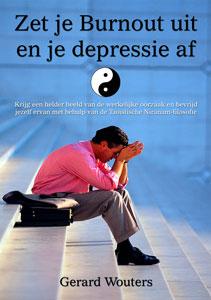 boek zet je burnout uit en je depressie af